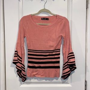 NY & Co pink top